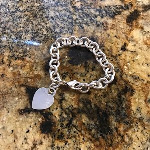 Jewelry - Tiffany heart bracelet